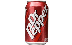 Foto Dr. Pepper 33cl